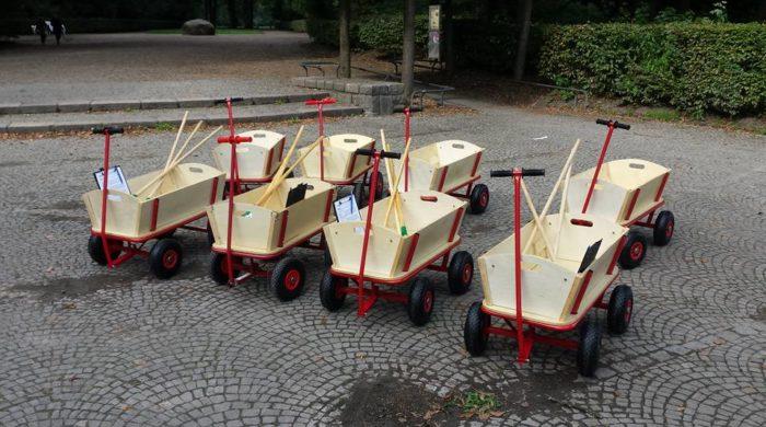 Bollerwagen Boßel